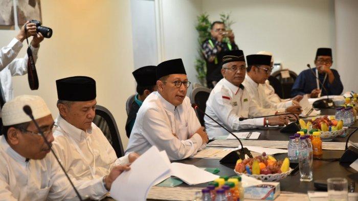 Tim Amirul Hajj 2018 Memastikan Penyelenggaraan Ibadah Haji Berjalan Lancar