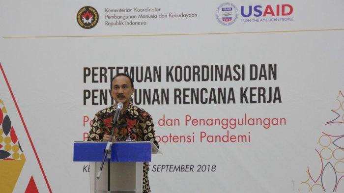 Indonesia Tekankan Pentingnya Kerjasama Lintas Sektoral Atasi Ancaman Pandemi