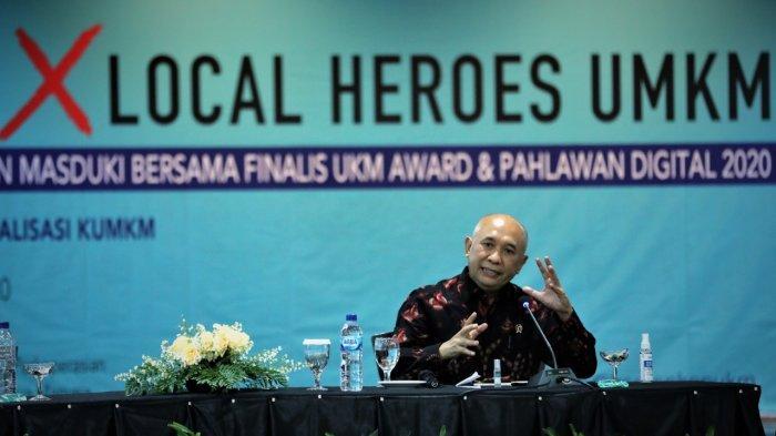 Pahlawan Digital dan UKM Award Jadi Role Model Pelaku UKM Masa Depan