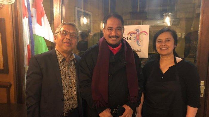 Arief Yahya Kunjungi 3 Restoran Co Branding Wonderful Indonesia