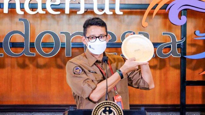 Menparekraf Harap Pola Digital Nomad Jadi Daya Tarik Work From Bali