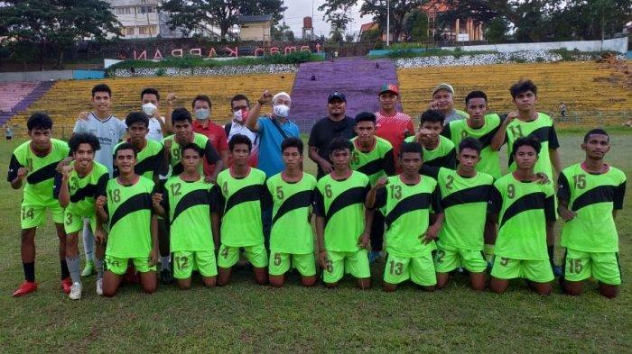 Kemenpora Gelar Bimbingan Teknis Pengembangan Cabang Olahraga Sepakbola di PPLP Maluku