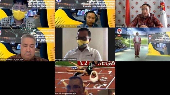 Kemenpora Ingin Munculkan Manajemen Event Olahraga Kelas Dunia