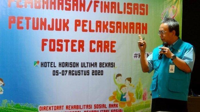 Petunjuk Pelaksanaan Foster Care Segera Dirampungkan dan Diluncurkan Secara Nasional