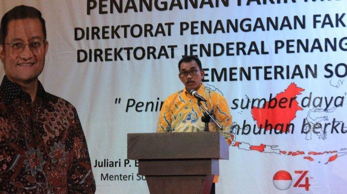 Kegiatan Sosialisasi Program PFM Tahun 2020 Direktorat PFM Wilayah II