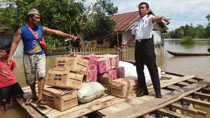 Kemensos Kirim Bantuan untuk Korban Banjir di Sulawesi Tenggara