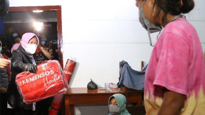 Terima Bantuan untuk Korban Banjir, Pemkab Pekalongan Sampaikan Apresiasi Kepada Kemensos