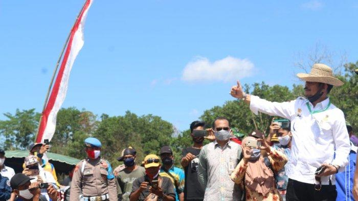 Mentan Syahrul Dorong Provinsi Kalteng Kembangkan Food Estate