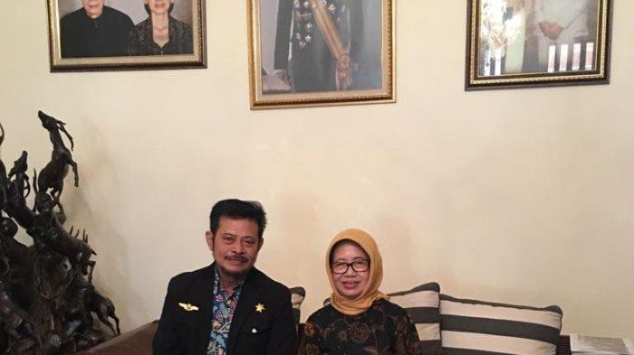 Di Mata Mentan, Ibunda Jokowi Adalah Ibu Semua Orang Yang Menjadi Panutan