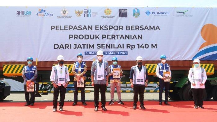 BPS: Januari-Februari 2021, Ekspor Pertanian Tumbuh 8,81 Persen