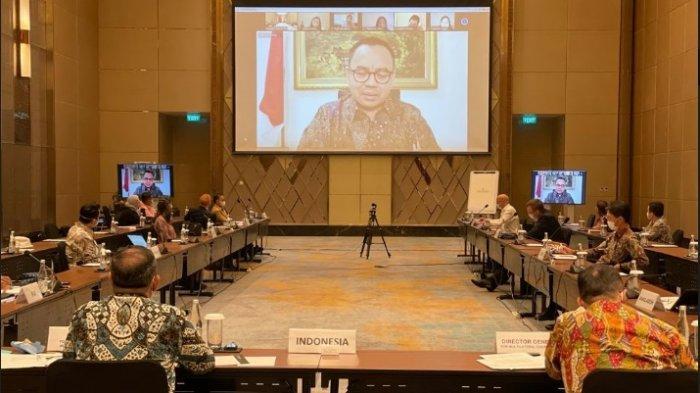 Kemlu Gelar 'Kick Off Meeting' Jelang Konferensi Regional tentang Bantuan Kemanusiaan