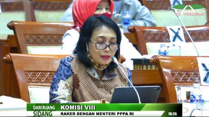 Menteri PPPA I Gusti Ayu Bintang Darmawati Puspayoga