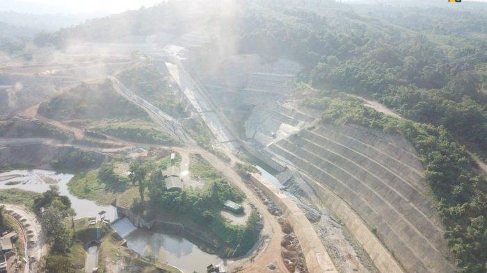 Dukung Ketahanan Air & Pangan, Kementerian PUPR Bangun Bendungan Ladongi
