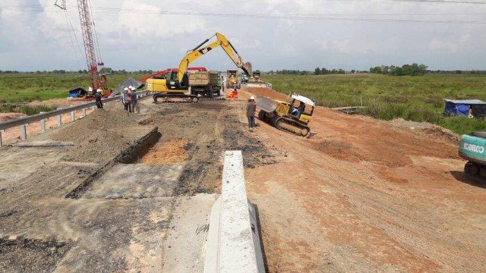 Dapat Suntikan Rp 11 Triliun, Hutama Karya Kebut Pembangunan Proyek Jalan Tol Trans Sumatera
