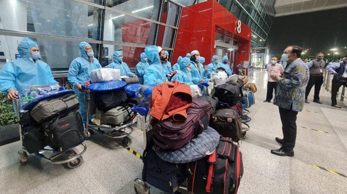 751 Jamaah Tabligh Asal Indonesia Berhasil Dipulangkan Dari India Dalam 15 Gelombang