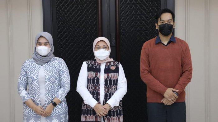 Menaker Ida Dukung Program Talent Hub PMII dan KOPRI