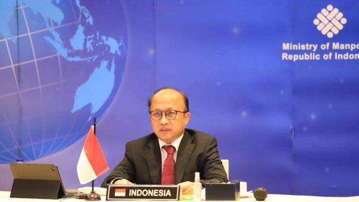 Hadapi Disrupsi Digital, RI Dukung Pembahasan Pola Kerja Baru Anggota G20