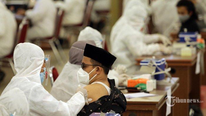Usai Vaksin Covid-19, Lengan Merasa Nyeri dan Pegal? Ternyata Ada Hubungannya dengan Sel Kekebalan