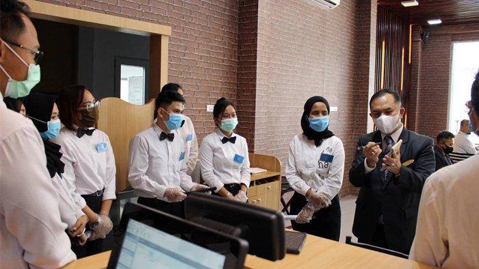 BBPLK Medan Gelar Joint Practice Kejuruan Pariwisata