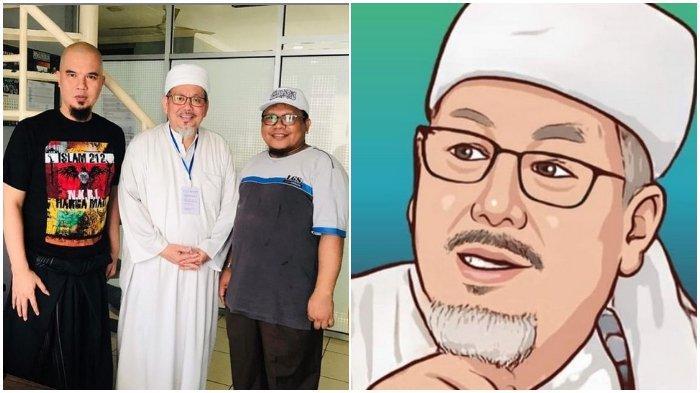 Kenangan Ahmad Dhani dengan Almarhum Ustaz Tengku Zulkarnain, Sempat Dijenguk saat di Cipinang