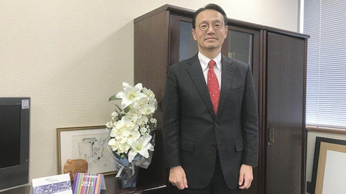 Dubes Jepang yang Baru Membawa 4 Misi Kerja ke Indonesia
