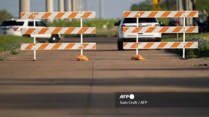 Penembakan di Texas, 1 Orang Tewas di Tempat Kejadian, 5 Lainnya Terluka