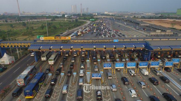 Jasa Marga Prediksikan 99 Ribu Kendaraan Kembali ke Jakarta Malam Ini
