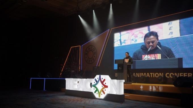 Para Kreator Animasi Hadir di Perhelatan Bekraf Animation Conference 2019