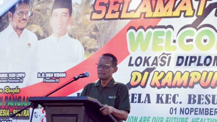 BKP Kementan Optimalkan Pengembangan Industri Pangan Lokal
