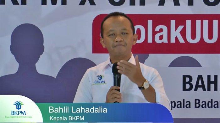 Kepala BKPM : Biaya Pungli Jadi Faktor Penghambat Pertumbuhan Ekonomi RI