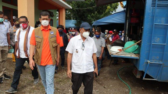 Penanganan Banjir Bandang, Kepala BNPB Tinjau Lokasi Terdampak di Alor