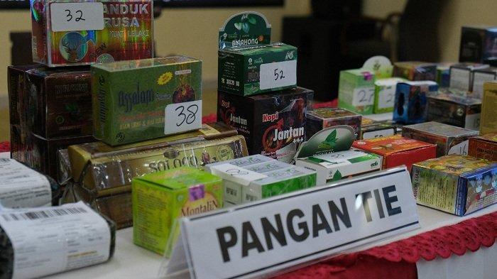 BPOM Ungkap Produsen Obat Tradisional Ilegal Senilai Rp 3,25 Miliar di Bekasi