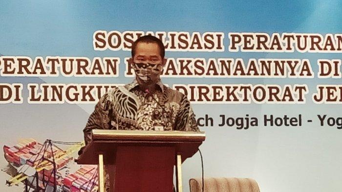 Kemenhub Kembali Sosialisasikan PP Pelaksanaan UU Ciptaker Bidang Pelayaran di Yogyakarta
