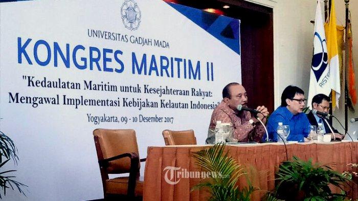 Kepala Bakamla RI Laksdya TNI Ari Soedewo, S.E., M.H.