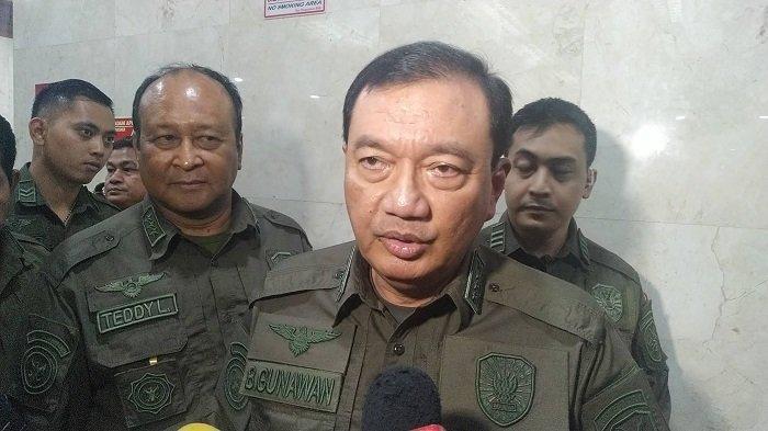 Kepala BIN Budi Gunawan di Komples Parlemen, Jakarta Pusat, Rabu (12/2/2020)