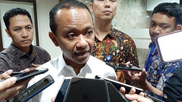 Debat Pengesahan Omnibus Law dengan Haris Azhar, Bahlil: Apakah Kami Harus Puaskan 260 Juta Rakyat?
