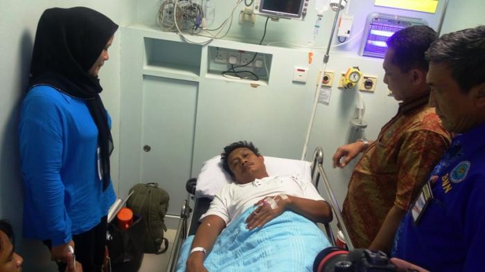 Proyektil Bandar Narkoba di Tubuh Personel Polresta Medan Sudah Diangkat