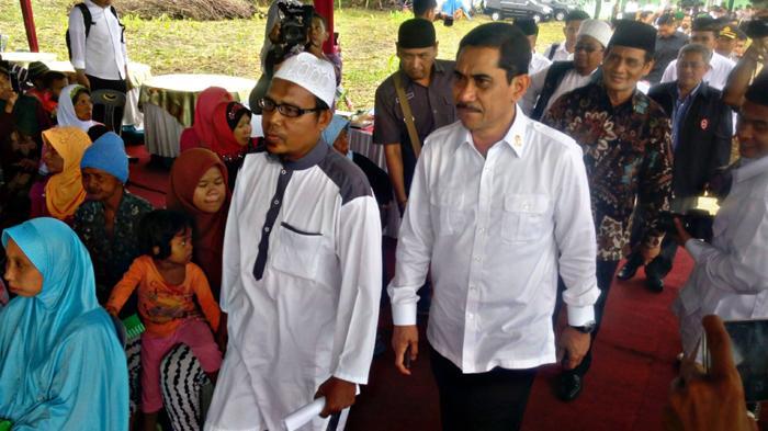Kepala BNPT Sambangi Pesantren yang Dibangun Mantan Teroris Khairul Ghozali