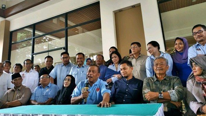 Ketua BPN Djoko Santoso Sebut Ahmad Dhani dan Buni Yani sebagai 'Korban Perang'