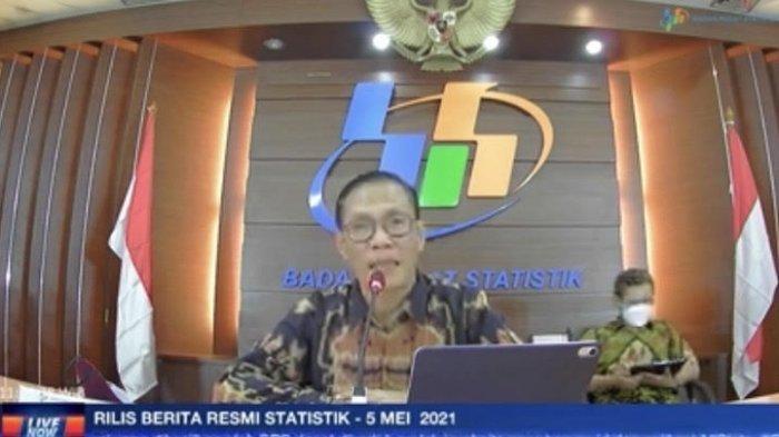 Cari Tahu, Resesi Berlanjut, Ekonomi RI Kuartal I 2021 Minus 0,74 Persen