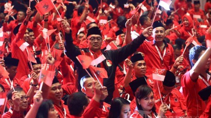 Inilah 5 Kepala Daerah yang Mendapat Pujian dari Megawati di Panggung Rakernas I PDI-P