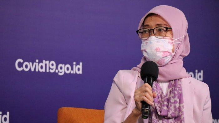 Kepala Dinas Kesehatan DKI Jakarta Widyastuti