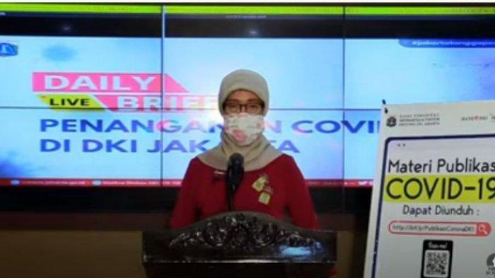 Rt Corona Jakarta Masih Di Atas 1 Kadinkes Dki Masih Banyak Indikator Untuk Longgarkan Pembatasan Tribunnews Com Mobile