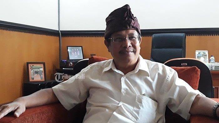 BREAKING NEWS: Kepala Dinas Pertanian Denpasar Gede Ambara Putra Meninggal akibat Covid-19