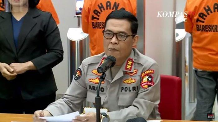 Anggota Polisi yang Viral Banting Mahasiswa di Tangerang Diperiksa Propam Mabes Polri