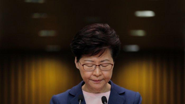 Kepala Eksekutif Hong Kong, Carrie Lam