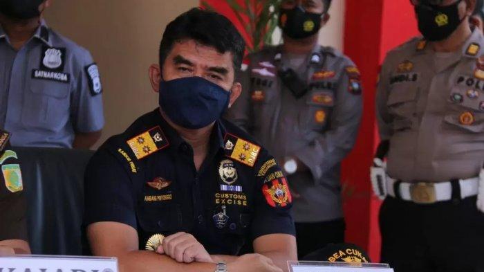 Satgas Operasi Bea Cukai-Polri Gagalkan Penyelundupan Sabu Lebih dari 100 Kg