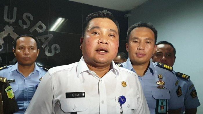 Kepala Rutan Cipinang Oga Darmawan