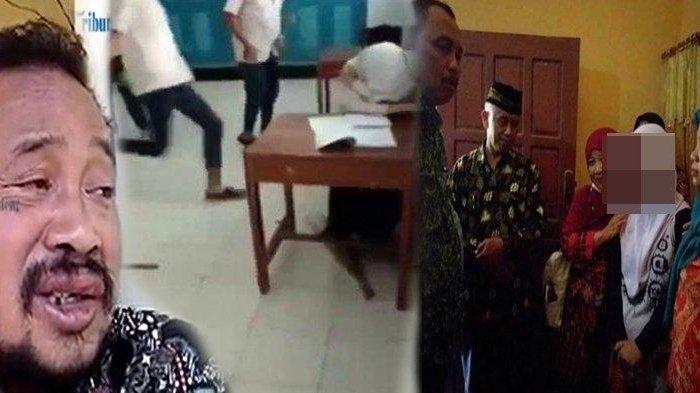 Kepala Sekolah Sebut 3 Pembully Hanya Iseng, Dipelukan Bude Korban Ungkap Penderitaannya Selama Ini
