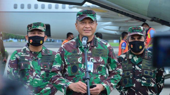 Profil KSAU Marsekal Fadjar Prasetyo, Pimpinan Matra Angkatan Udara Calon Panglima TNI
